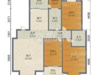 凤城华都 136、3室2厅2卫 80万 毛坯 电梯中高层、看房方便、有钥匙