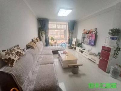 禹香苑新城,97平简装2室,60万带地下室,有本满二