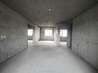 房东急售!!!东湖湾电梯顶层,毛坯三居室