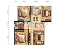 机场大道邑北苑,电梯准现房,114平米,三室两厅一卫,交通便利,仅此一套