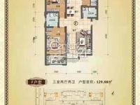 华源府邸,电梯中层,三室两厅两卫,毛坯房,包更名。
