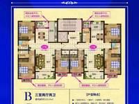 东方华城3室2厅2卫可按揭可公积金