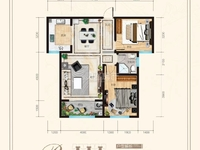 出售美林湾2室2厅1卫89.44平米35万住宅