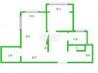 恒大绿洲 优质好房 精装房 有本满二 可按揭
