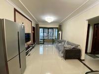 恒大绿洲,精装三室,三室两厅一卫,满二可按揭,电梯低层。