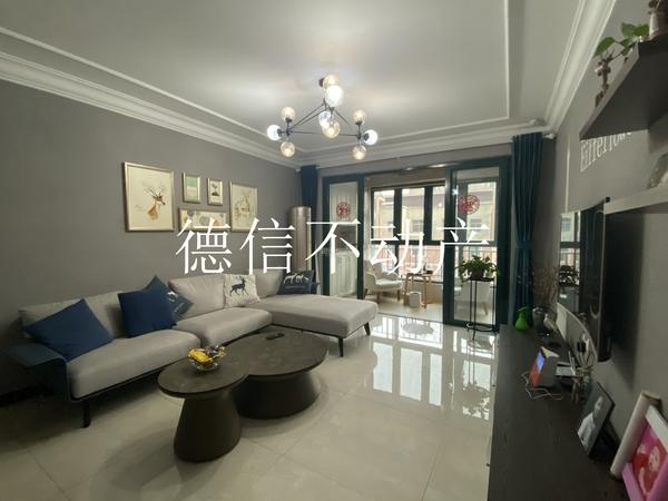 恒大绿洲 三室两厅两卫 送家具家电 契税满二 看房方便
