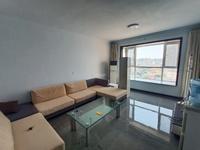 盐化、市实验学区精装房首次出租,122平三室两厅一卫,拎包入住年租1.4万