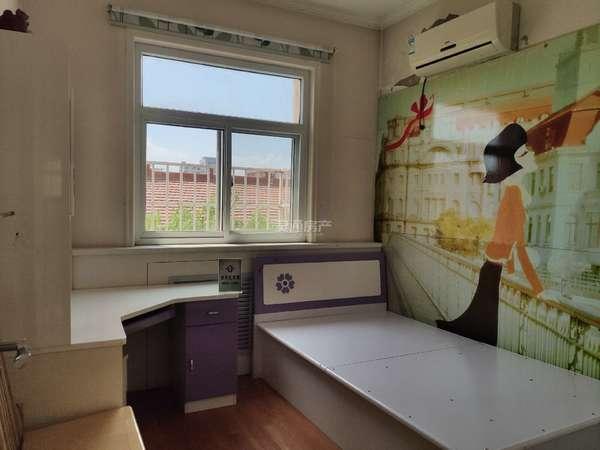 居乐苑 中层 3居室 有天燃气 大暖 逸夫小学 家具全 停车免费 物业费4毛多