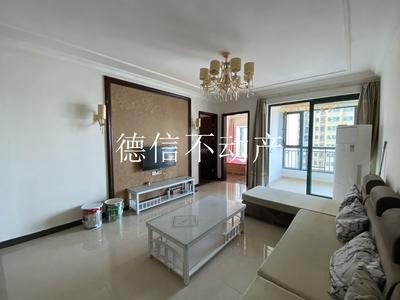 恒大绿洲 2居室 家具家电齐全 配套成熟 限年租