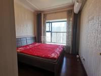出租红军小学学区房恒大绿洲好楼层3室 年租20000