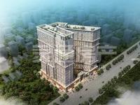 南风广场旁城市之光,首付4万买精装公寓年租1.2万,月租抵月供。