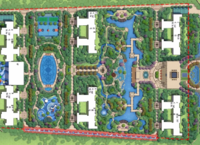 楼市速递!运城北区这个全新楼盘——万坤·御龙庭景观设计方案被提前曝光!