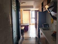 出租华曦广场微公馆1室1厅1卫50平米1100元/月住宅