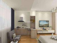 出售黄河世纪广场1室1厅1卫60平米31万公寓,大产权,精装修,拎包入住。