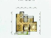 出售吾悦广场3室2厅2卫106平米65万住宅
