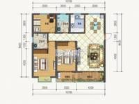 出售港府名都3室2厅2卫129.8平米63万住宅