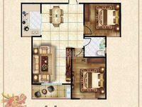 出售鑫地理想城2室2厅1卫101平米61万住宅