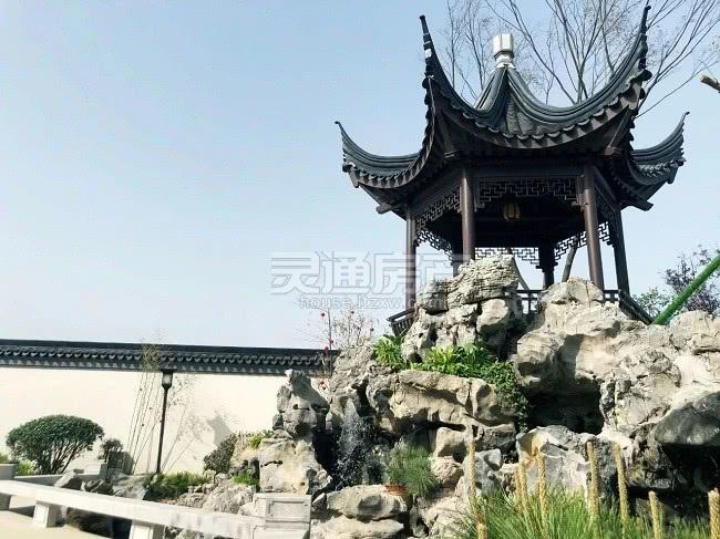 蓝城·桃李春风实景图3