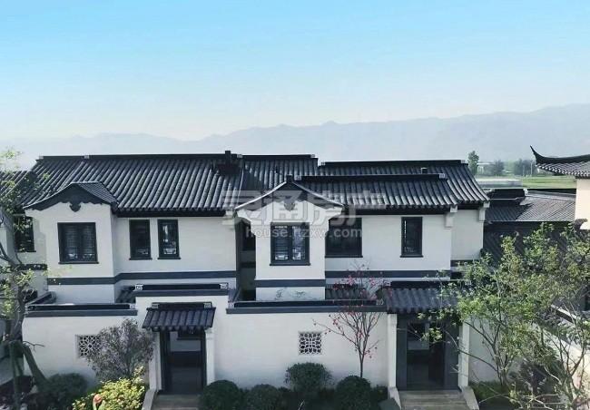 蓝城·桃李春风实景图33
