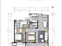 出售星河晋府壹号3室2厅2卫125平米80万住宅
