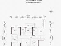 出售星河晋府八号4室2厅2卫128平米70万住宅