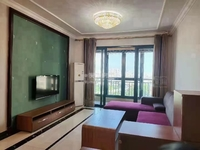 恒大绿洲2室2厅1卫90平米72.8万电梯中层精装